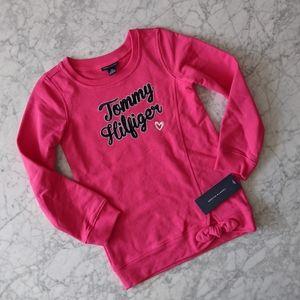 Tommy Hilfiger Pink Sweatshirt